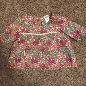 Other - Baby girl shirt